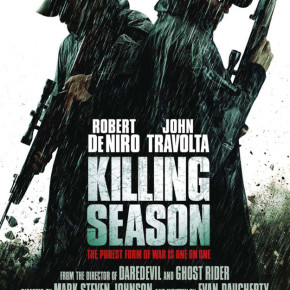 "Have Cheetah,Will View #25 – ""Killing Season"""