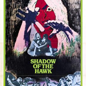 "Have Cheetah,Will View #273 – ""Shadow of the Hawk"" (1976)"